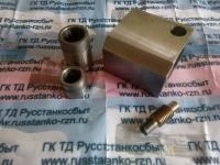Ремкомплект корпус гайки, втулки, червяк для станков 1Н983, 1М983,1А98