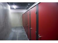 Сантехнические перегородки для санузлов, коммерческие туалеты