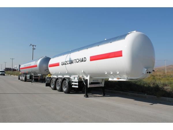 Газовая цистерна Dogan Yildiz 40 м3