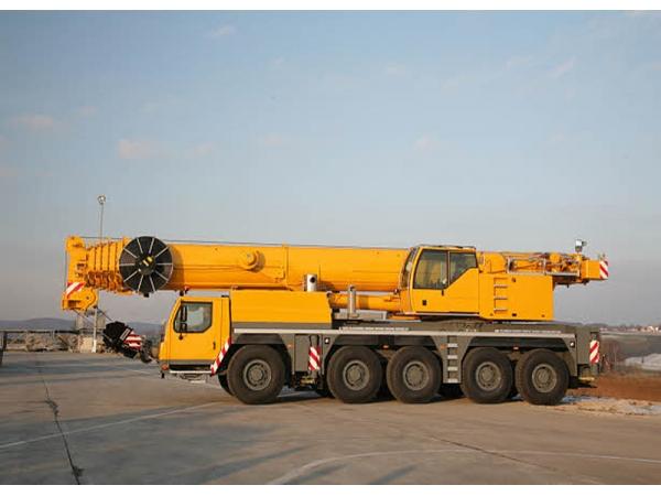 Аренда автокранов 100 - 200 тонн