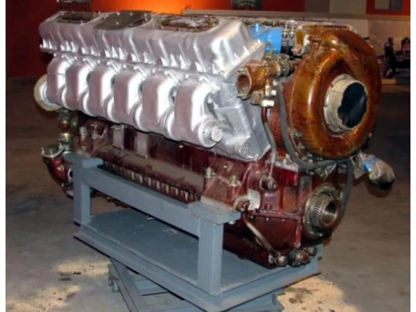 Дизельные двигатели В46-5, 5Д20, В55, В58, В6М1(Р1) и другие.