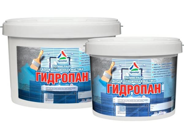 Купить гидропан полимерная мастика краско в москве, цена, оп.