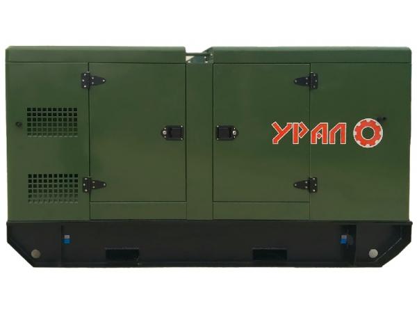 Дизель-генераторные установки УРАЛ с двигателями SDEC