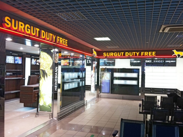 Доставка в Сургут