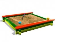 Песок для песочниц в мешках