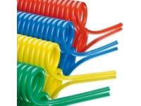 Трубки пневматические - полиуретановые спиральные