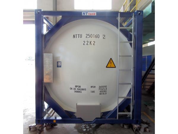 14 350$ Контейнер-цистерна 25 куб.м. тип  Т4 для перевозки ГСМ