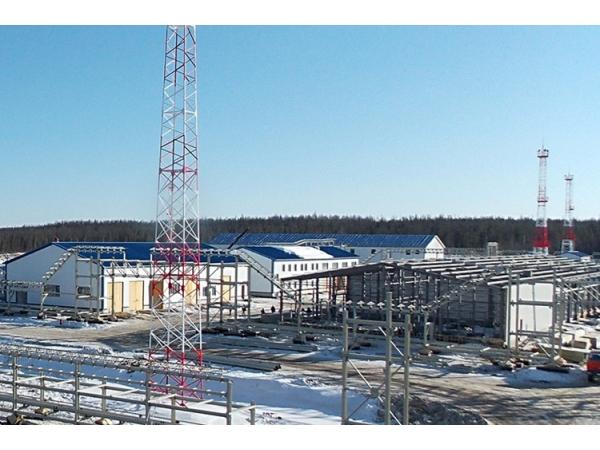 Производство металлических строительных конструкций