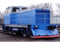 ТГМ 40 тепловоз маневровый