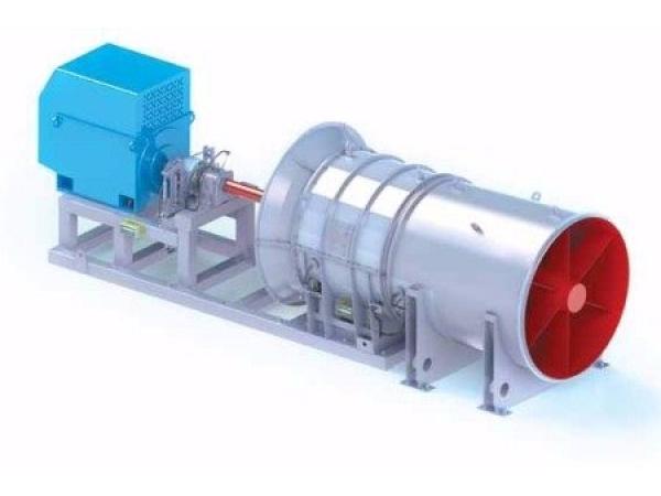 Осевой вентилятор главного проветривания ВО-30К