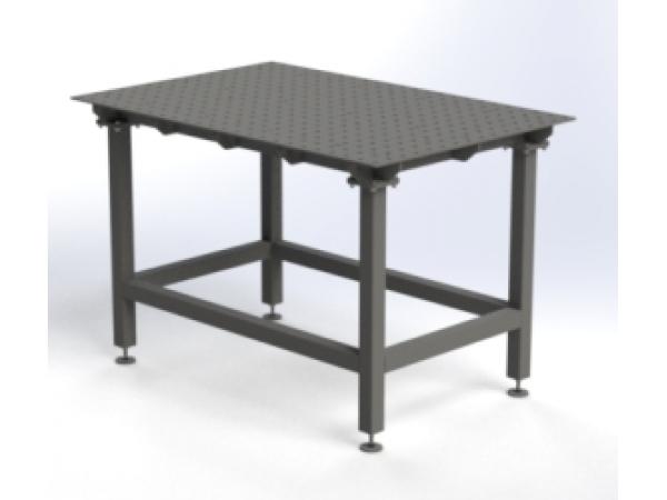 Сварочный слесарно-сборочный стол Evidence SS8-800x1200 2D diy Эвиденс