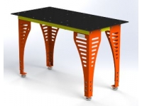 Сварочный слесарно-сборочный стол Evidence SS8-700x1400 (Эвиденс)