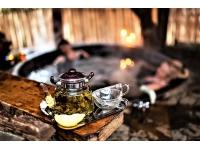 котел чугунный,чан чугунный,баня в чане,парение в чане