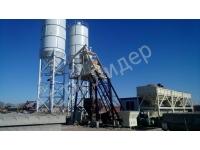Бетонный завод HZS 35