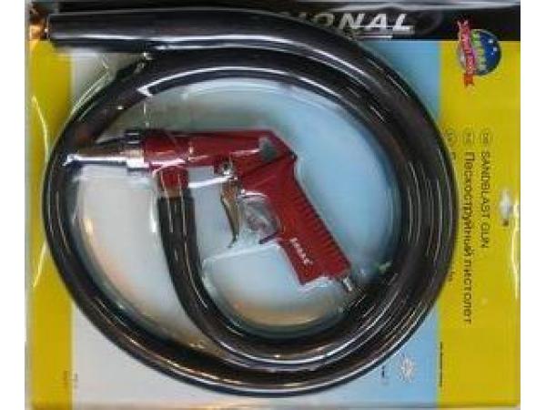 Пистолет пескоструйный  PS-3, PS-4, PS-5 SKRAB