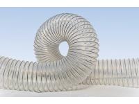 Гибкий прозрачный  воздуховод POLI (PO, PVC-500, PO-500) из полиолефин