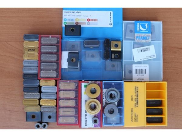 Предлагаем твердосплавные пластины lnux 301940, lnmx 301940 vt430