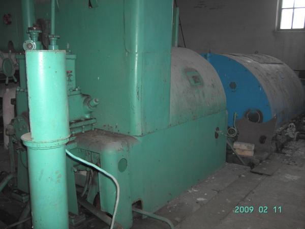 турбина паровая Р-4-35/5М