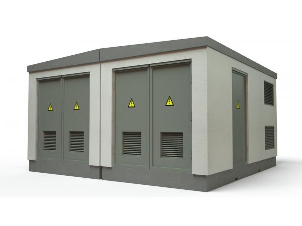 2БКТП 1600 6(10) 0,4 Трансформаторная подстанция
