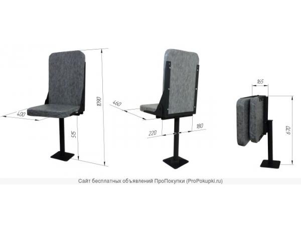 Кресло крановщика складное КР 1