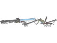 Дробилка МПР-1500 и комплексы для переработки (рециклинга) ЖБИ