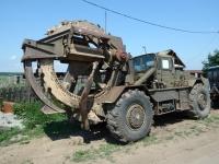 Траншейная машина роторный экскаватор ТМК-2