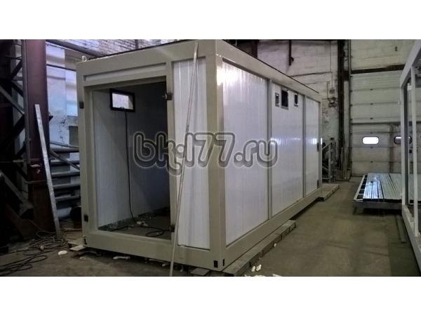Недорогие контейнеры для оборудования