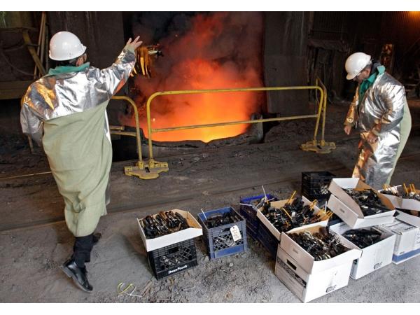 Утилизация отработанных масел: эмульсии содержащие масла или нефтепрод