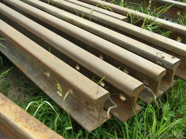 Рельсы Р-43 б/у, 1 группа износа - 32000 руб/тн.