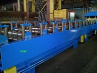 Не дорого продаем линию по производству металлочерепицы