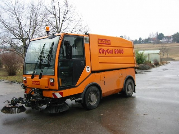 Запчасти Bucher CityCat 5003