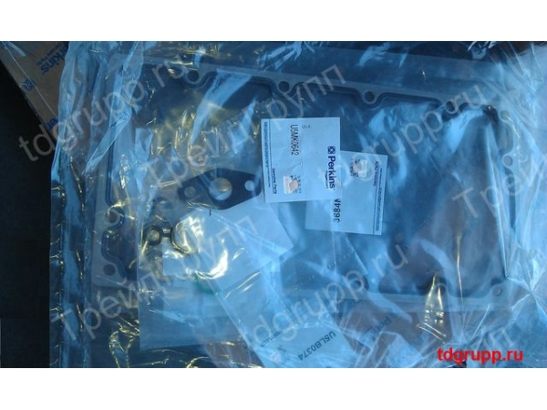 U5MK0642 Набор прокладок маслоохладителя Perkins