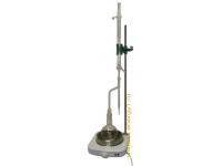 Прибор для определения содержания воды в нефтепродуктах