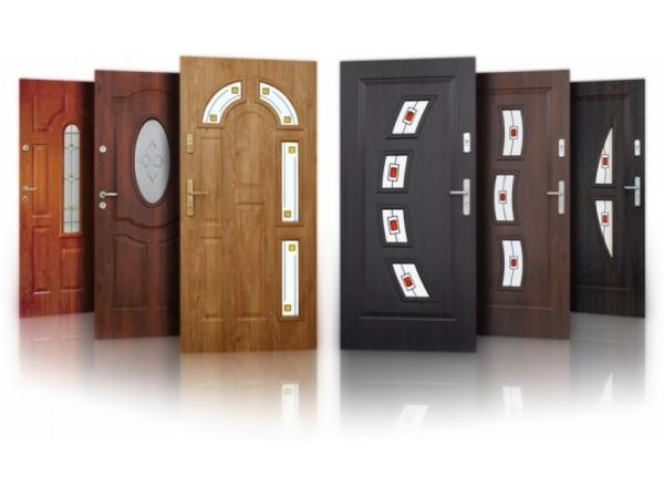 двери входные ассортимент