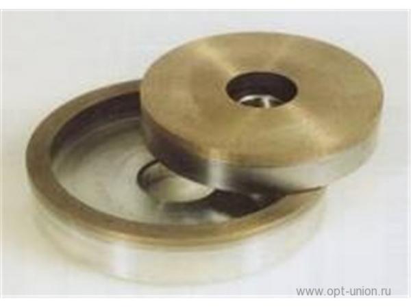 Круги алмазные шлифовальные плоские с выточкой формы 6А2 (ГОСТ 16170-9