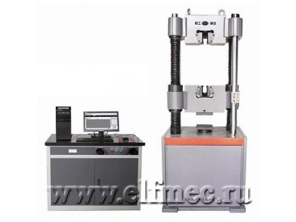WEW-1000B Гидравлическая универсальная испытательная машина (1000 кН)