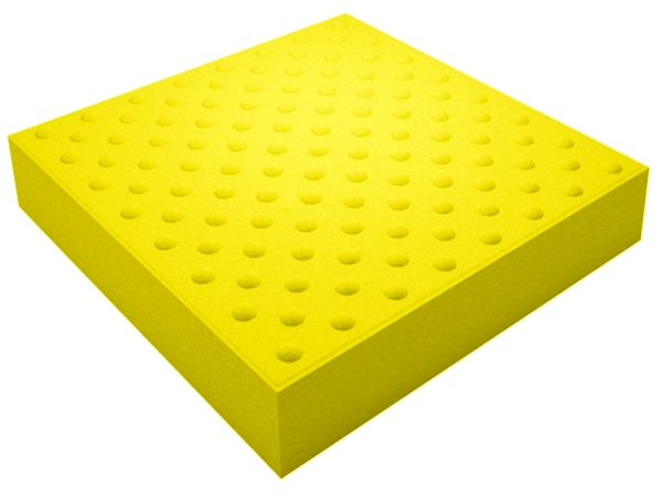 тактильная плитка конус