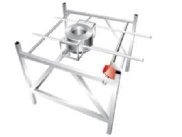 Устройство размагничивания бурового инструмента типа УРБИ