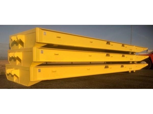 Ролл-трейлер промышленный прицеп до 100 тонн