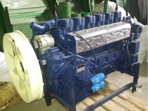 Двигатель Weichai WP12.420 для Shaanxi