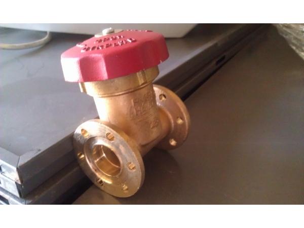Клапан запорный сильфонный вакуумный 15б24р - 6000 руб.