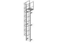 Изготовление, монтаж Металлические лестницы