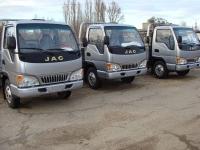 Грузовик JAC HFC 1042 K  2015