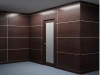 Стеновые панели СМЛ окрашенные (2,44х1,22х12мм)