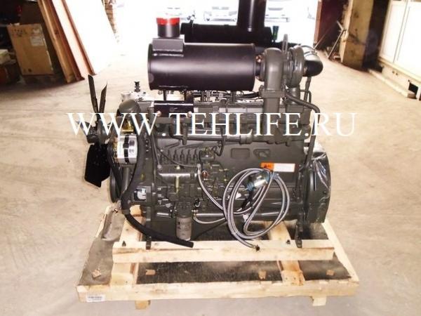 Двигатель Weichai WP6G125E22 новый оригинал