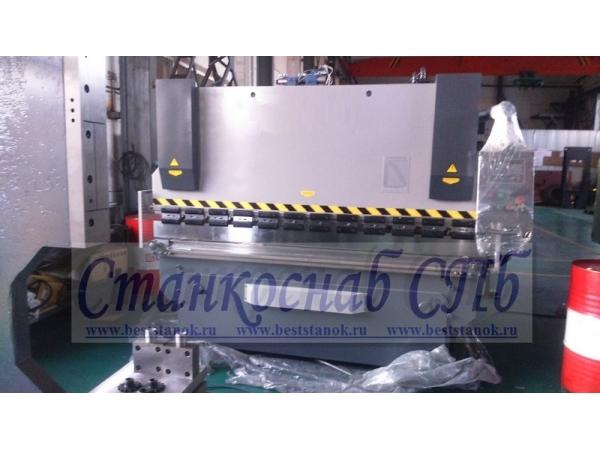 Пресс листогибочный гидравлический - 100.32 усилие100тн