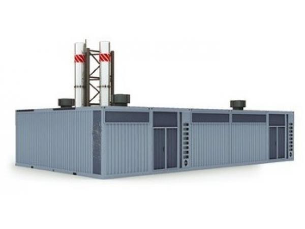 модульная газовая котельная бмк-200
