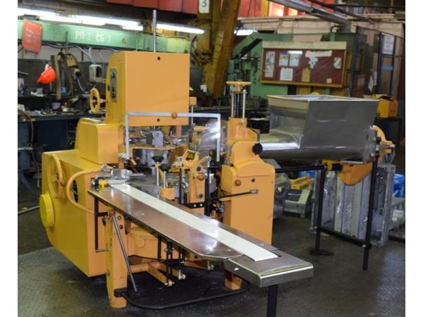 Автомат АР1М для фасовки и упаковки мясного фарша