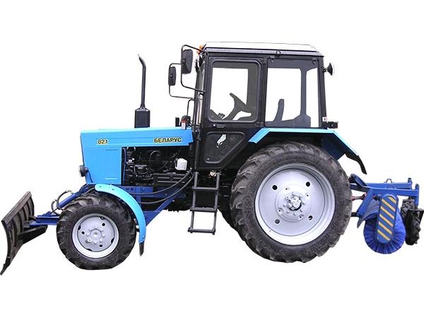 Аренда тракторов (подметально-уборочных машин) любого типа