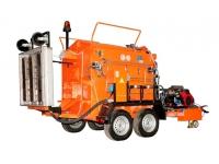 Установка для ямочного ремонта дорожного покрытия